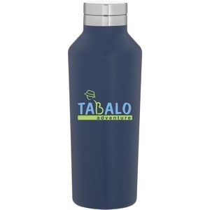 16.9oz H2go Manhattan Bottle (Matte Navy)